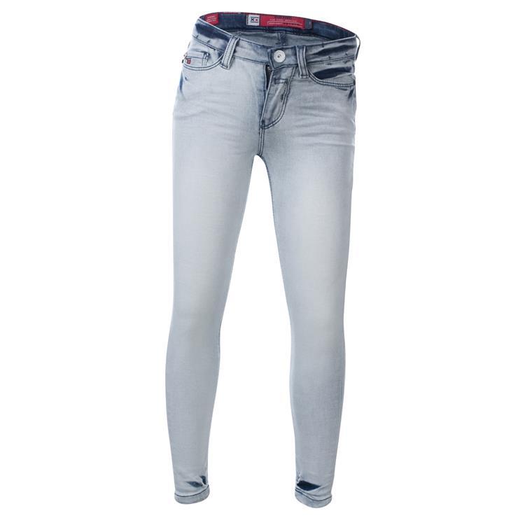Blue Rebel SUNSTONE - Leech wash -  7/8 pirate jeans - betties