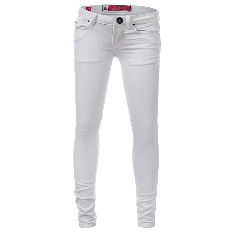 Blue Rebel PYROPE - White - ultra skinny fit jeans - betties