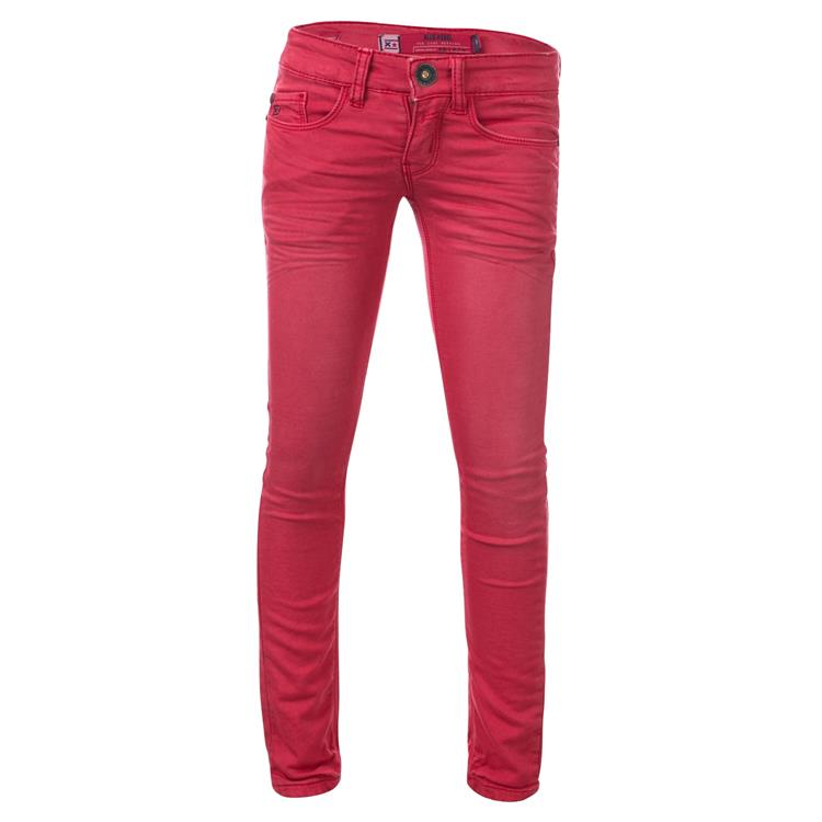 Blue Rebel PYROPE - Strawberry - ultra skinny fit jeans - betties