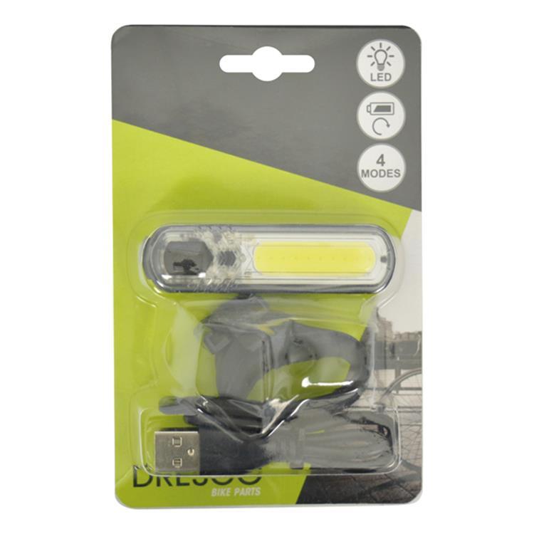Dresco Voorlicht COB LED USB Oplaadbaar