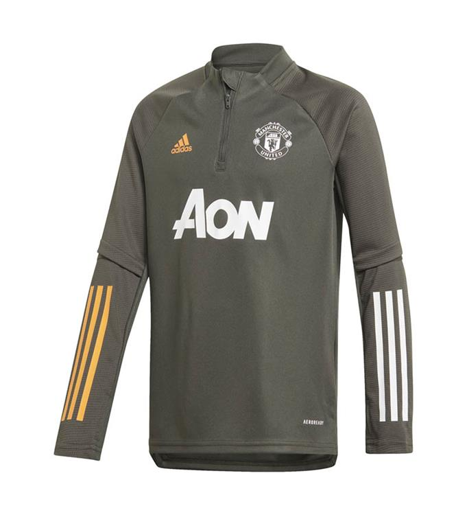 adidas Manchester United Trainingstop 2020/2021 Y
