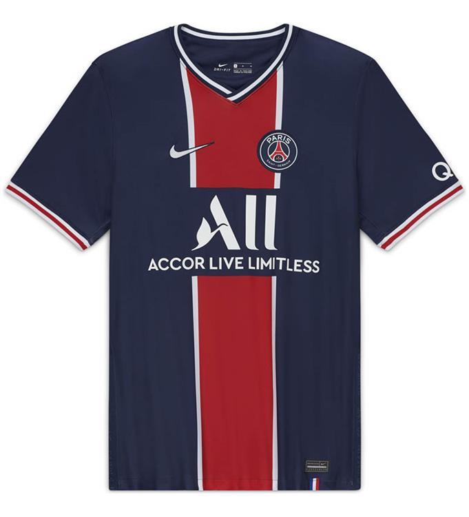 Nike Paris Saint Germain Thuisshirt 2020/2021 Y