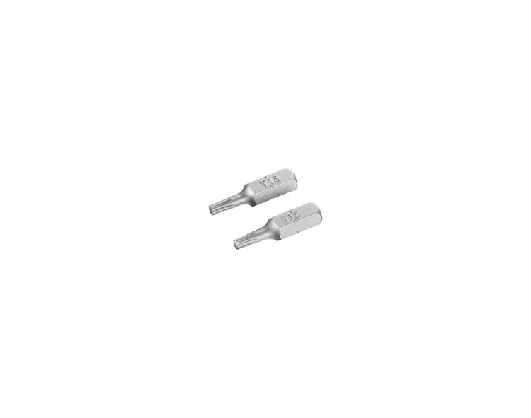 Piranha bit torx 15 25 mm 2 stuks X61061