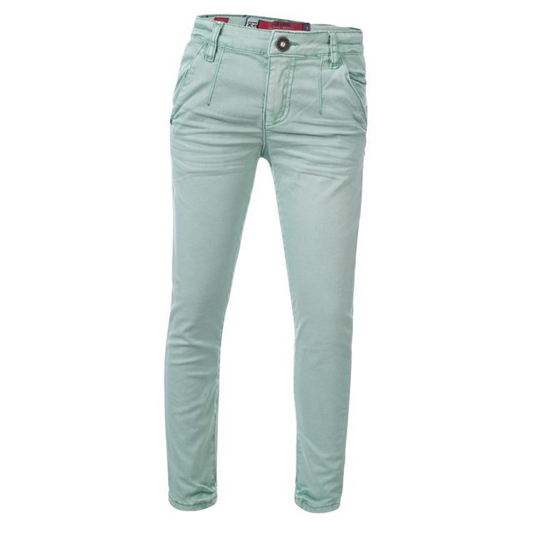 Blue Rebel CHINO - Mint - slim fit pant - betties
