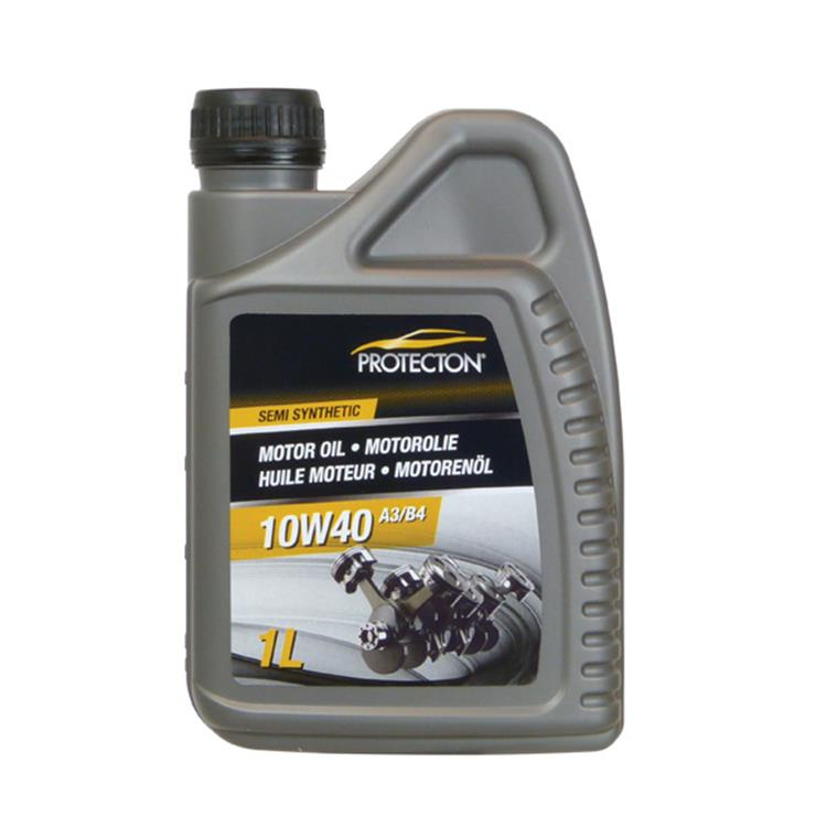 Protecton Motorolie Semi-Synthetisch 10W40 A3/B4 1Ltr