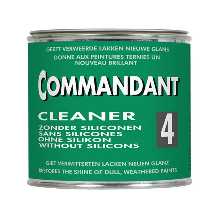 Commandant Cleaner 4 500g