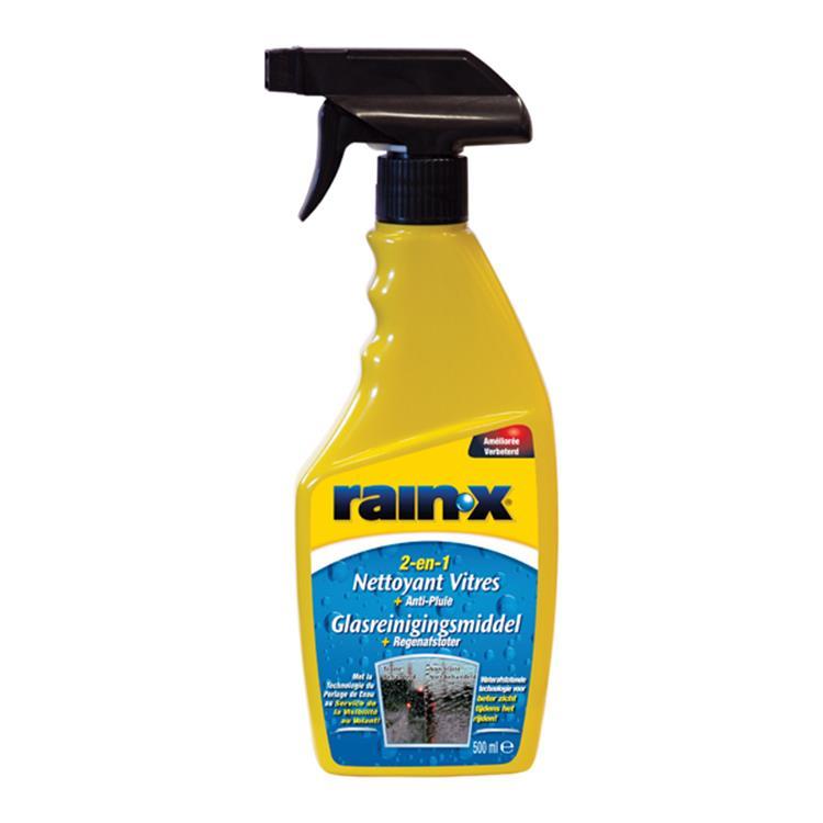 Rain-X 88197500 2-in-1 Glasreiniger + antiregen 500ml
