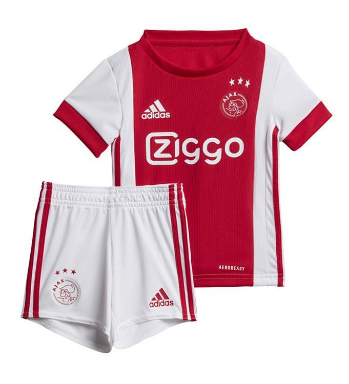 adidas Ajax Thuistenue 2020/2021 Baby