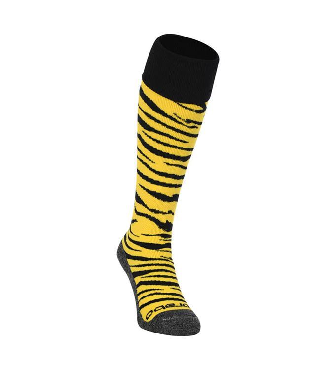 Brabo BC8300D Socks Tiger Hockeysokken