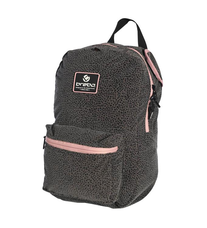 Brabo Backpack Storm Animal Dalmation Hockeyrugtas