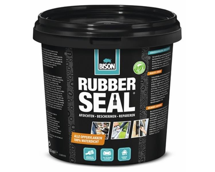 BISON Rubber Seal 750 ml in pot