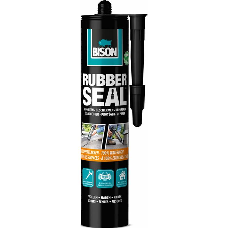 BISON Rubber Seal 310 gr. in koker