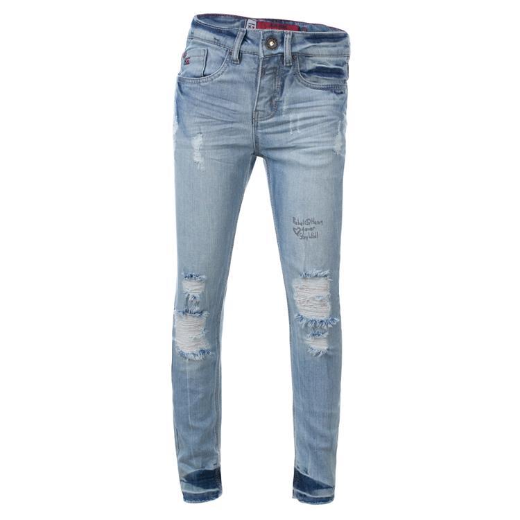 Blue Rebel GIRLFRIEND - Clear wash -  jeans - betties