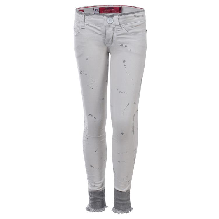 Blue Rebel SAPHIRE supurb  - Off White - ultra skinny fit jeans - betties