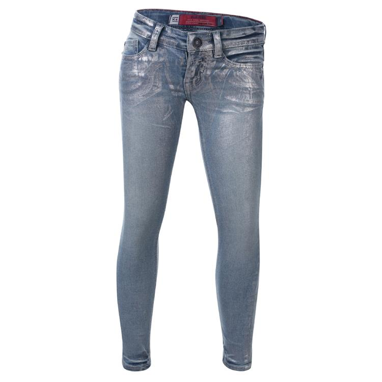 Blue Rebel SAPHIRE supurb - Salt Lake wash - ultra skinny fit jeans - betties