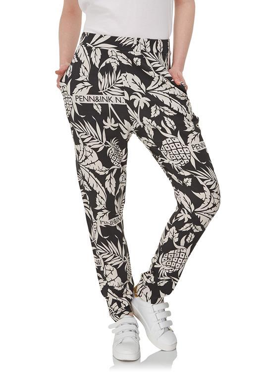 Penn & Ink Pantalon AOP