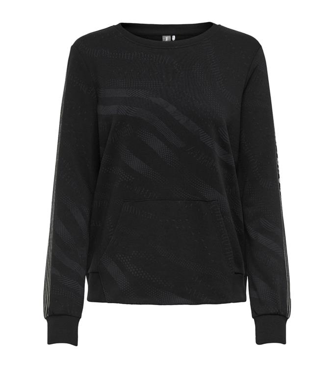 Only Play Onponay LS AOP O-Neck Sweat