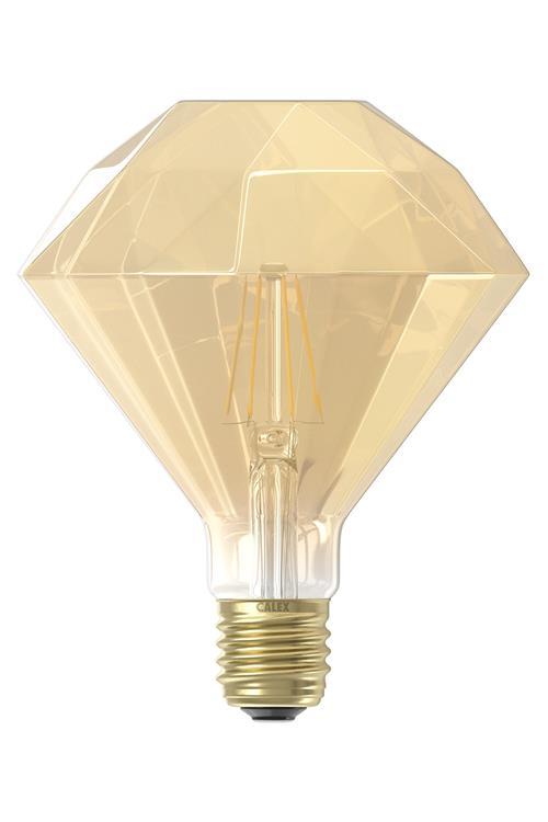 Calex led filament diamantlamp
