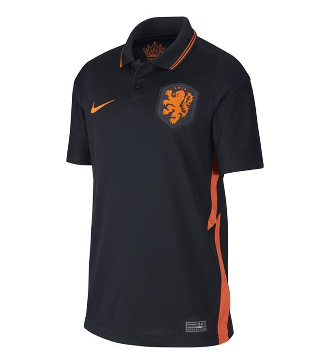 Nike KNVB Stadium Uitshirt 2020/2021 Y