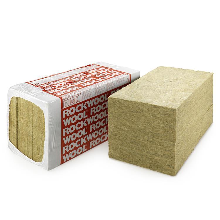 Rockwool Isolatieplaat 100 X 60 X 4,5 Cm (Lxbxd)8 Stuks, 4,8M2