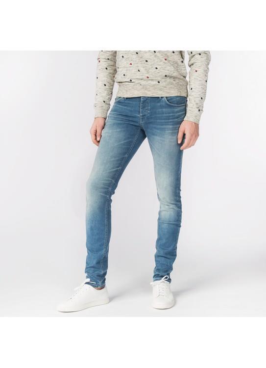 Cast Iron Jeans Riser Slim Summer