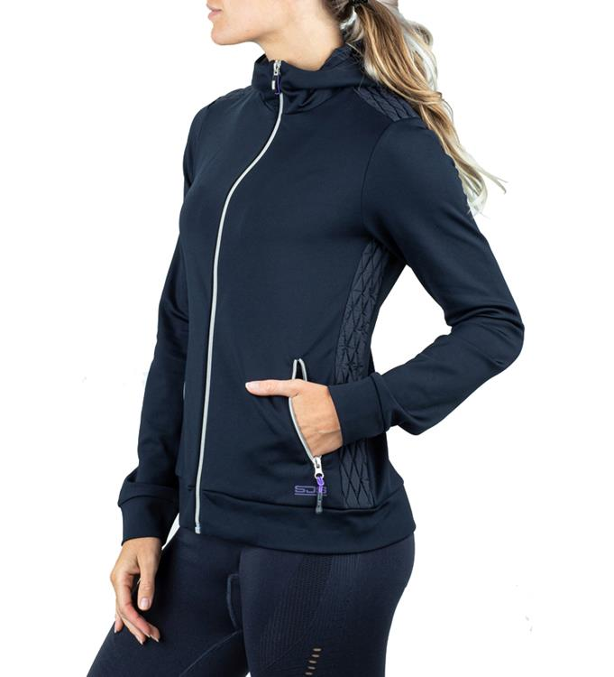 Sjeng Sports Jolene Hooded Trainingsjack