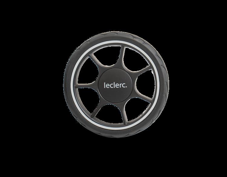 Leclerc back wheel