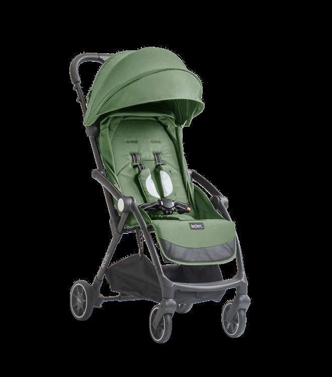 leclerc Magic Fold Stroller Green