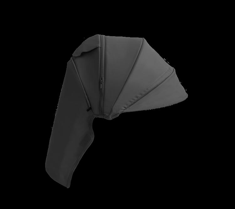 Tettuccio parasole nero