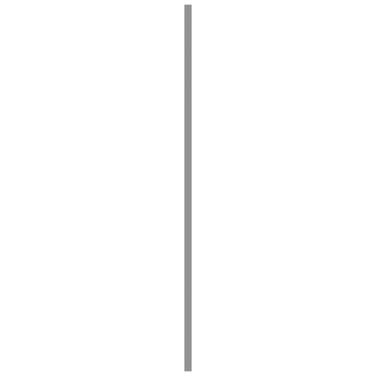 Hoekprofiel aluminium 10 x 20mm 100cm