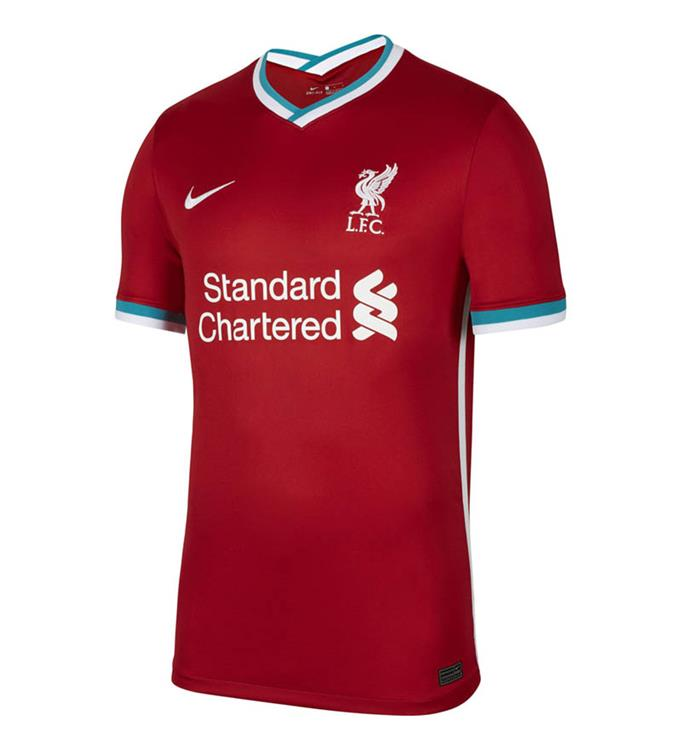 Nike Liverpool FC Thuisshirt 2020/2021 M