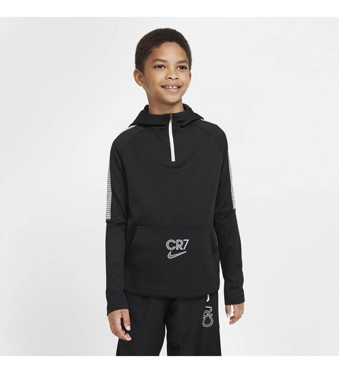 Nike Dri-FIT CR7 1/4 Zip Hoodie Y