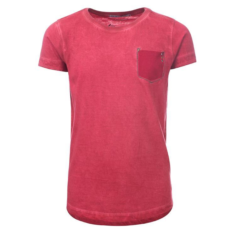 Blue Rebel SPOT ON - t-shirt ss - Signal - dudes