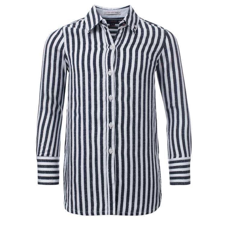 Blue Rebel SPOT ON - blouse long sleeve - Black - betties