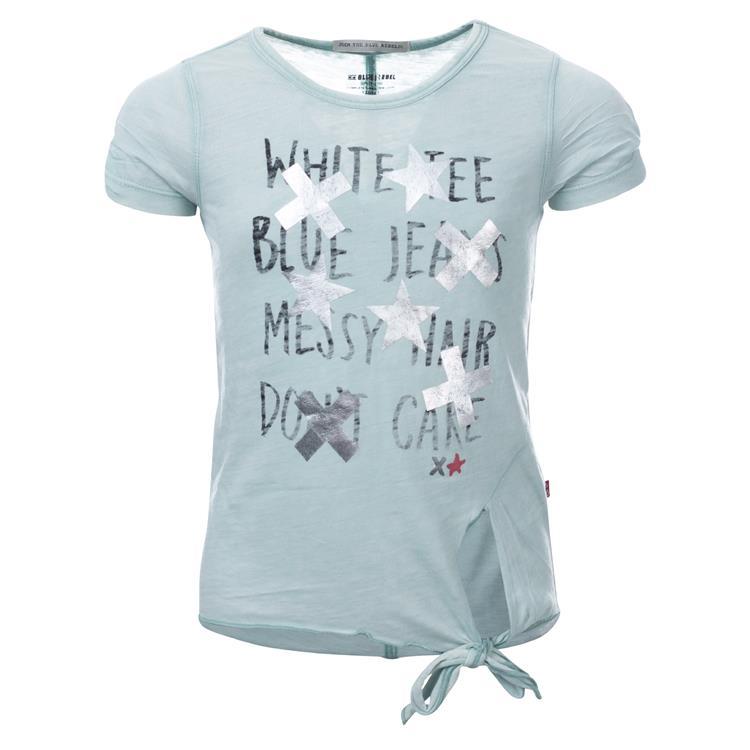 Blue Rebel SPOT ON - t-shirt short sleeve - Mint - betties