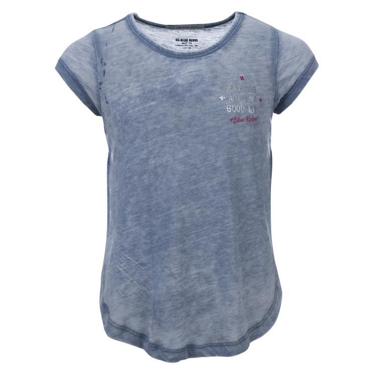 Blue Rebel SPOT ON - t-shirt short sleeve - Kobalt - betties