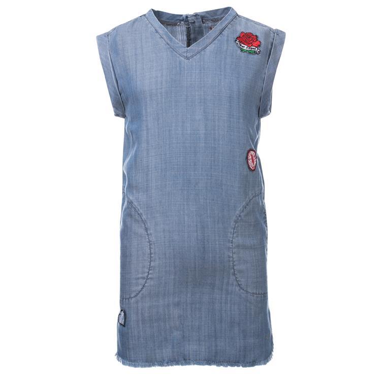 Blue Rebel SPOT ON - dress - Kobalt - betties