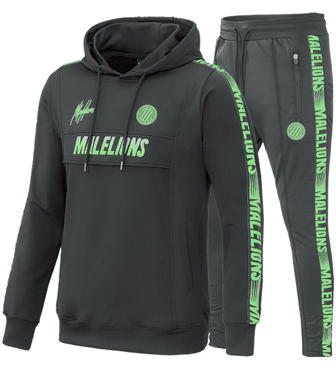 Malelions Sport Tracksuit Warming Up
