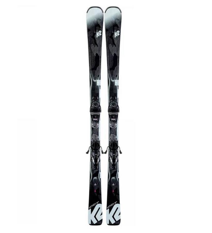 K2 Anthem 74 + ER3 10 Compact Quikclik Ski's