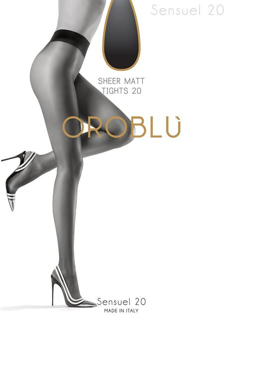 Oroblu Avance panty 20 den lycra mat
