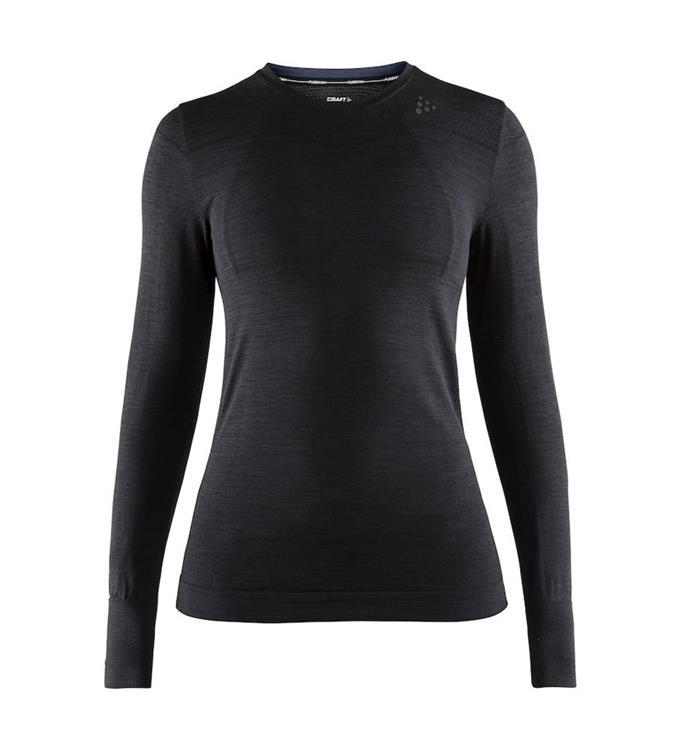Craft Fuseknit Comfort RN LS Thermoshirt W