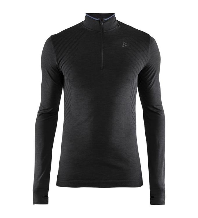 Craft Fuseknit Comfort Zip Thermoshirt M