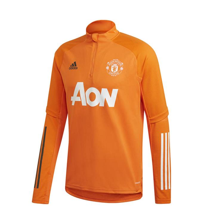 adidas Manchester United FC Trainingstop 2020/2021 M