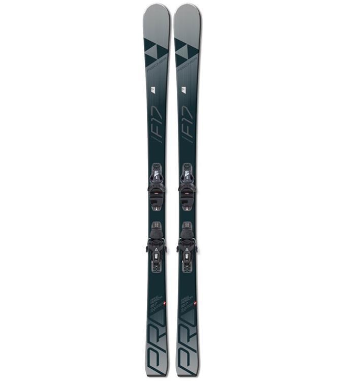 Fischer PROGRESSOR F17 SLR  + RS 9 GW SL Ski's W