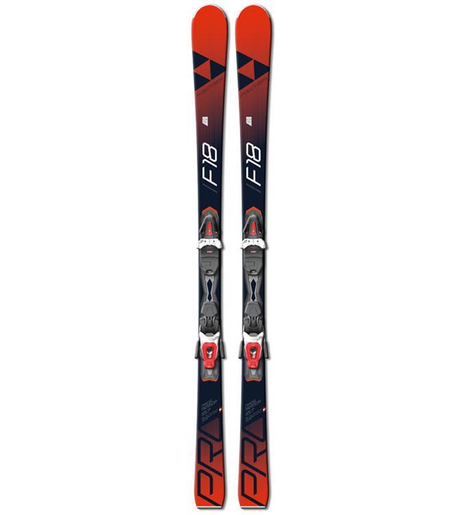 Fischer PROGRESSOR F18 AR + RS 11 PR Ski's U