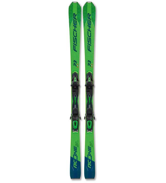 Fischer RC ONE 73 AR + RS 11 PR Ski's U