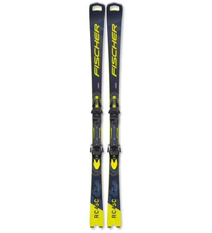 Fischer RC4 WC SC MT + RC4 Z12 PR Ski's U