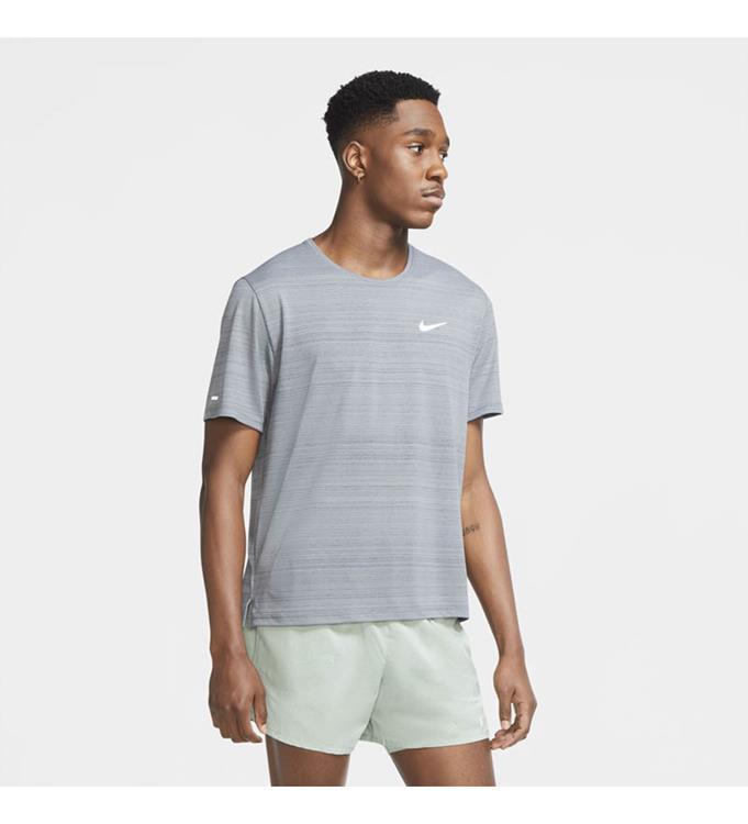 Nike Dri-FIT Miler Hardloopshirt M