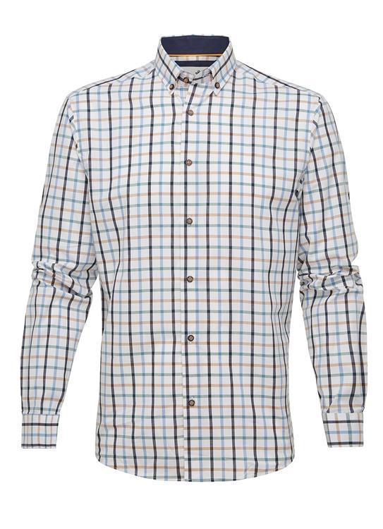 Marco Manzini Overhemd Simon