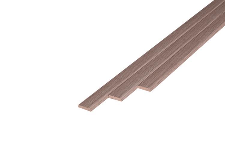 193 Plakplint Grey Craft Oak (5 x 24 mm. Lengte: 240 cm)